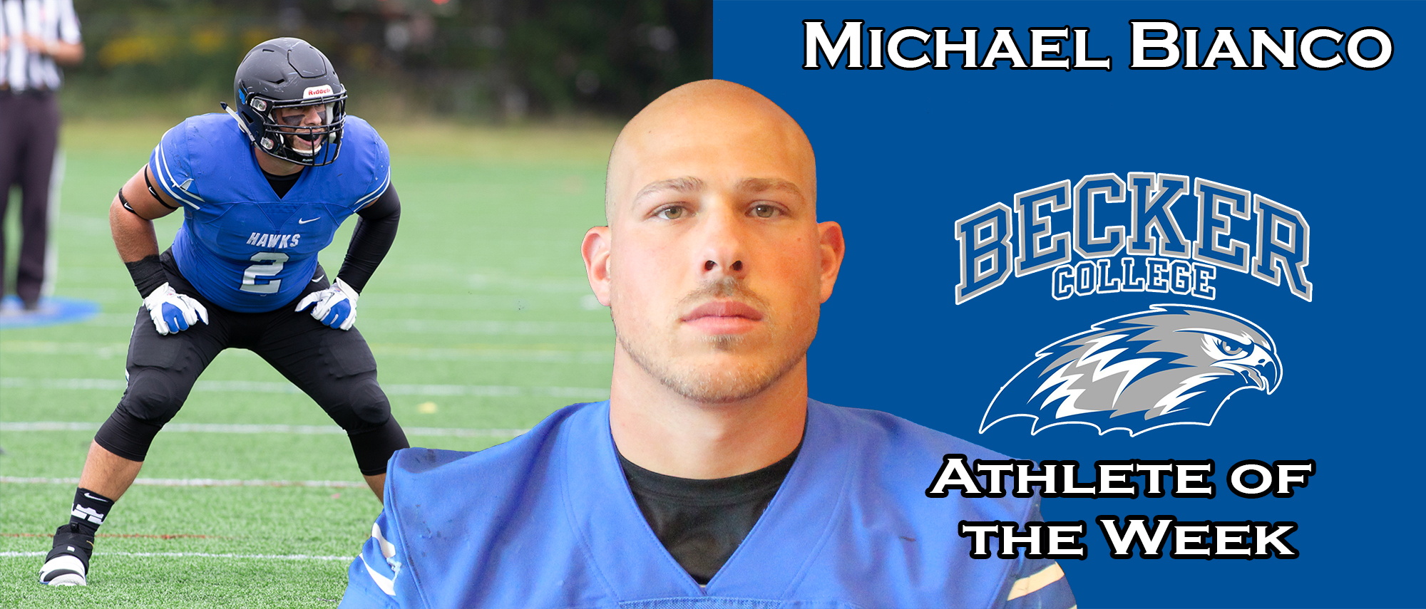 Michael Bianco - Athlete of the Week