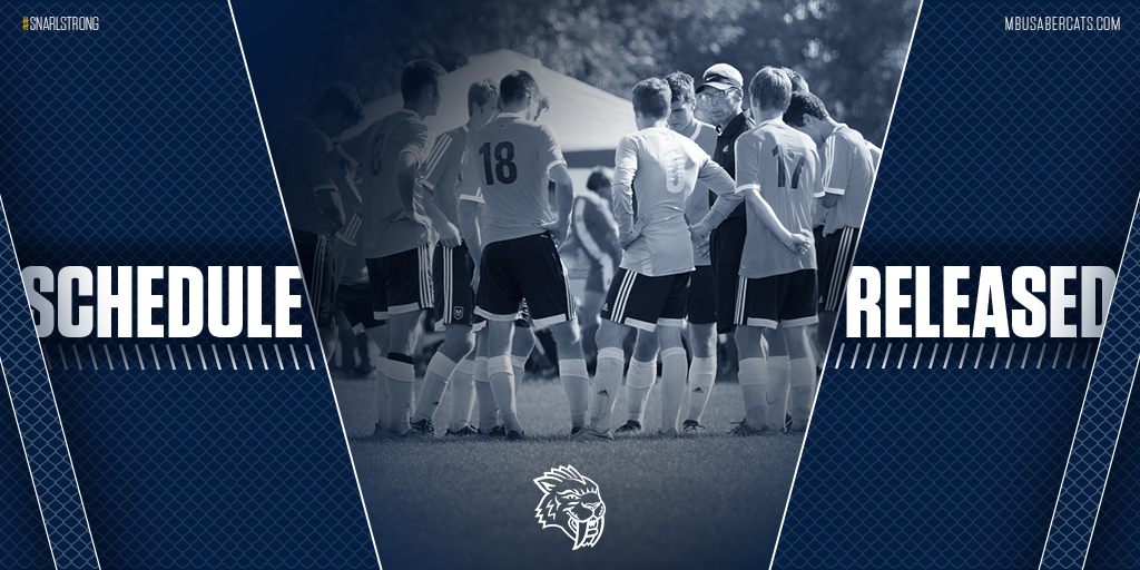 Men's Soccer Releases 2018 Schedule