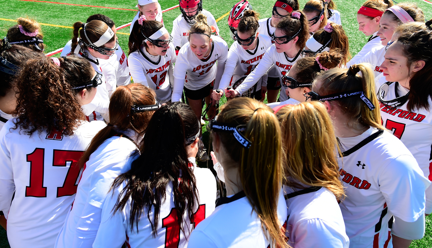 Women's Lacrosse Denied by No. 4 Franklin & Marshall in CC Semifinals
