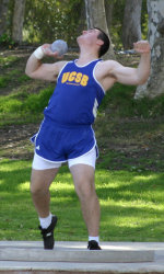 Vegetarian Thrower Gets Big for Gauchos