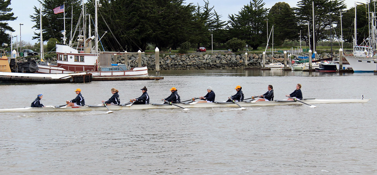 Mills Rowing Set For NWC Championships