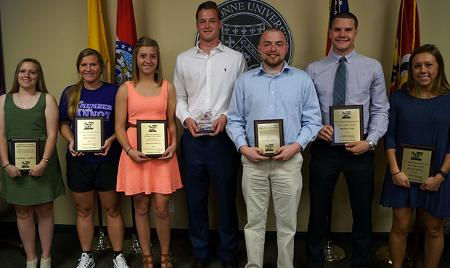 Fontbonne Annual Athletic Awards Announced