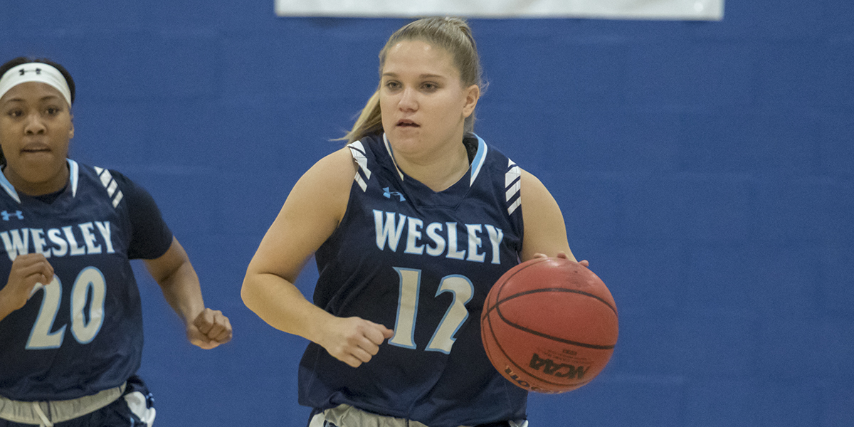 O'Neale paces women's basketball against Cabrini