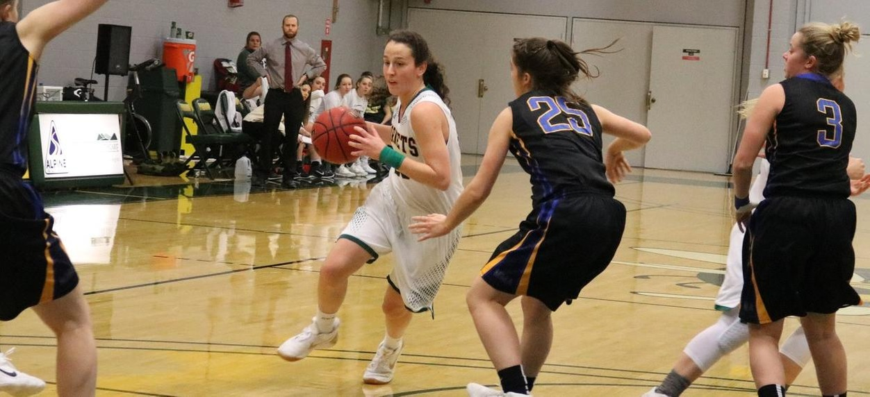 Mariners pull away from Hornet women