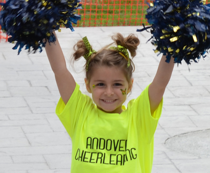 Cheerleading Program - FEBRUARY VACATION PROGRAM