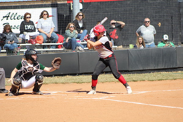 Early lead gives The Lady Red Devils victory over Coffeyville CC, 9-1