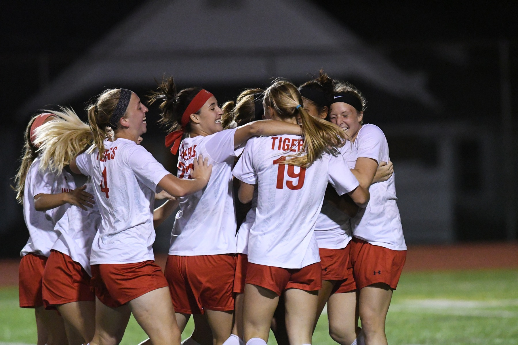 Wittenberg Women's Soccer Claims NCAC Title