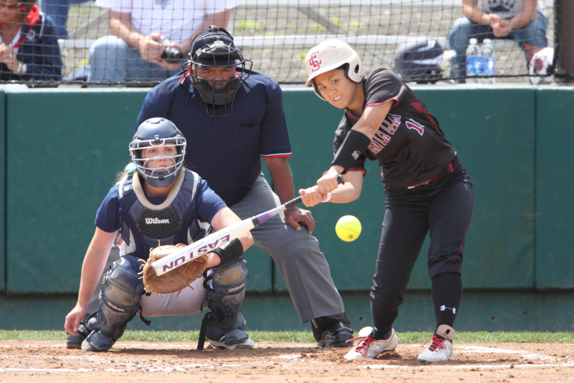 Softball Drops Doubleheader to BYU