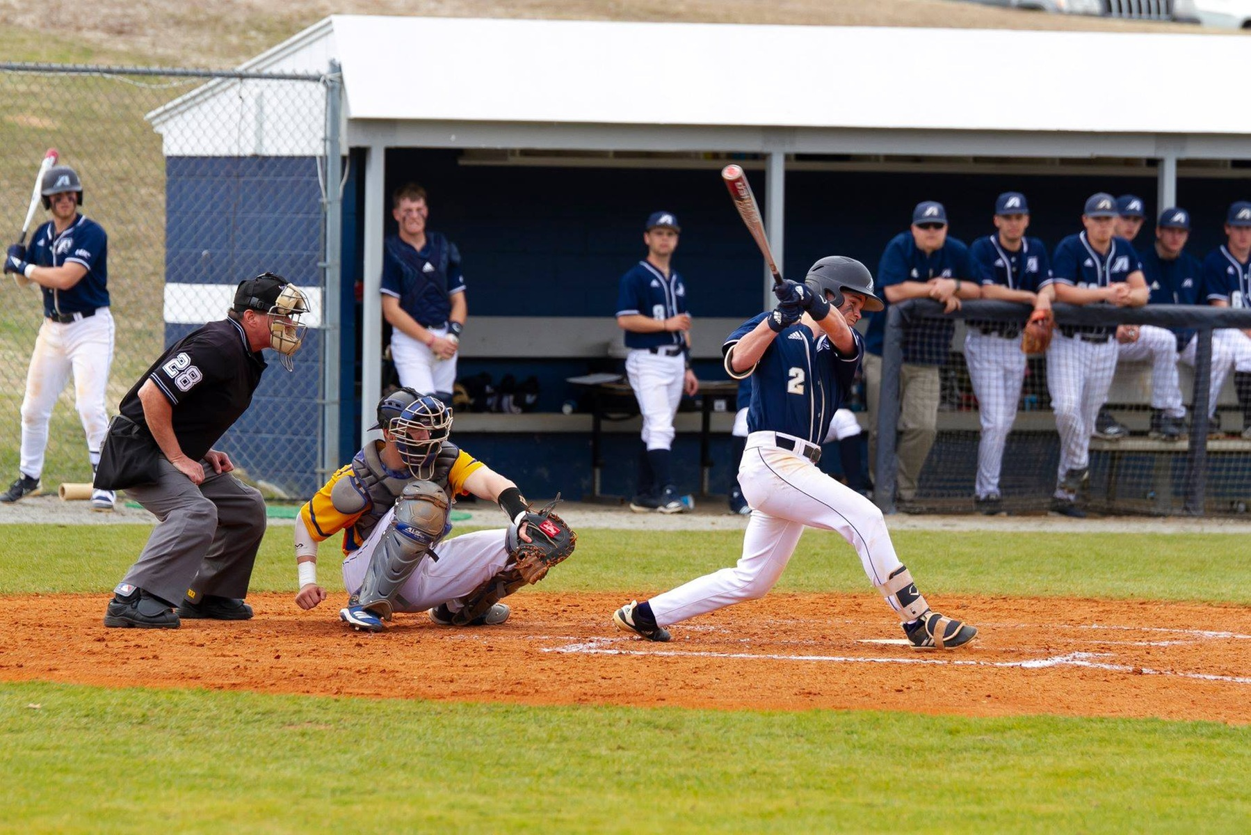Augusta Outhits UNCP In Series Opening Loss