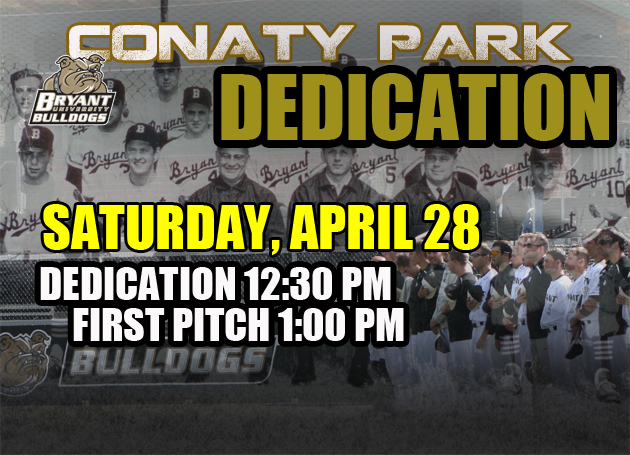 Conaty Park Dedication Saturday