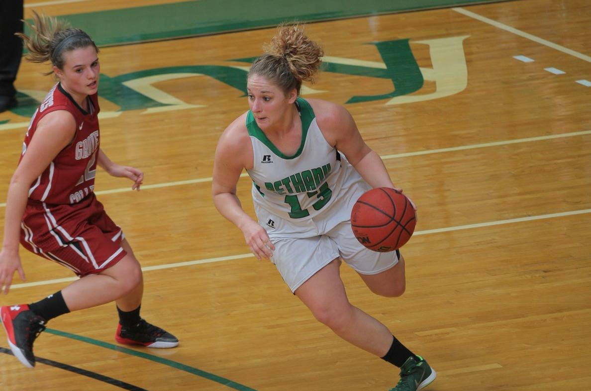 Women's Basketball downed in overtime by Grove City, 82-79