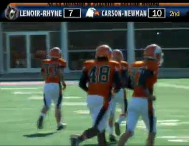 Carson-Newman Athletics to offer free HD streams for 2013-14