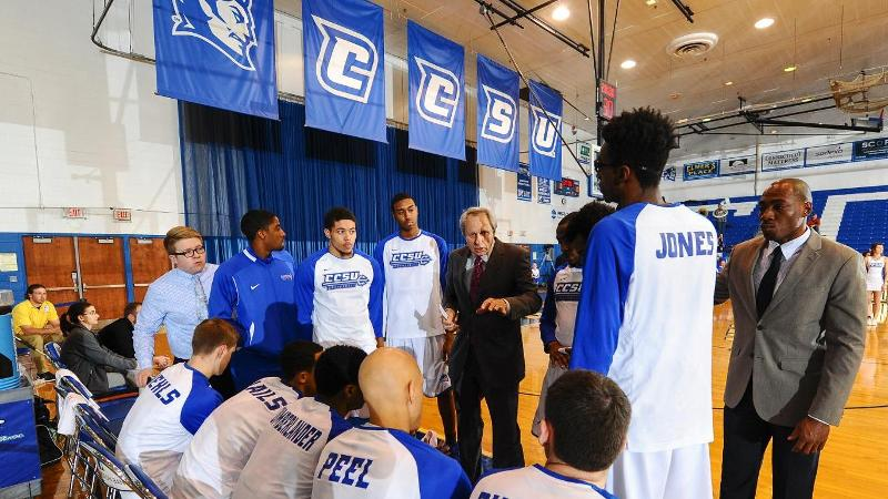 Men's Basketball Faces Wagner on ESPN3 Saturday