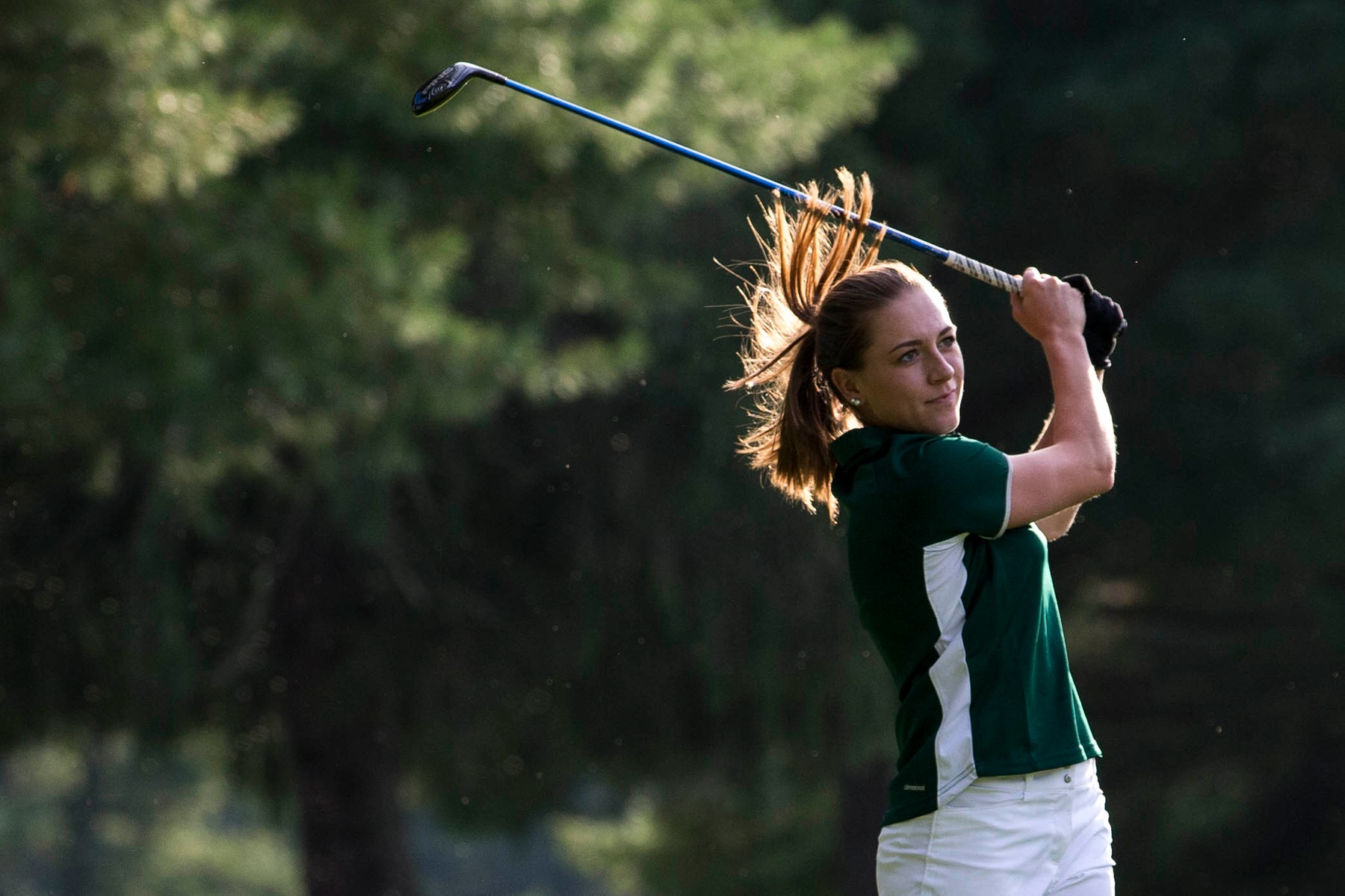 Ohio Women's Golf Wraps up Day One of Mid-American Match Play Challenge