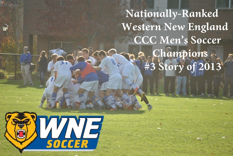 Top-10 WNE Athletics Stories of 2013 Continues with No. 3: Men's Soccer