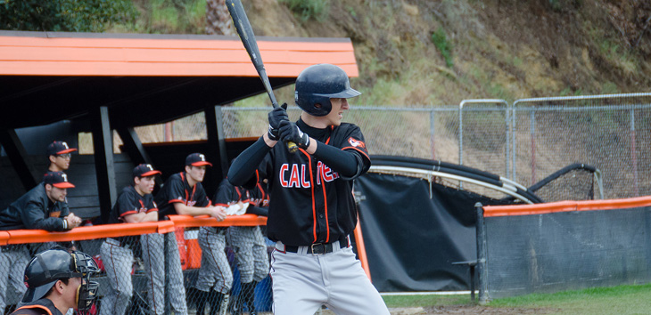 Late Scoring Innings Propels CMS