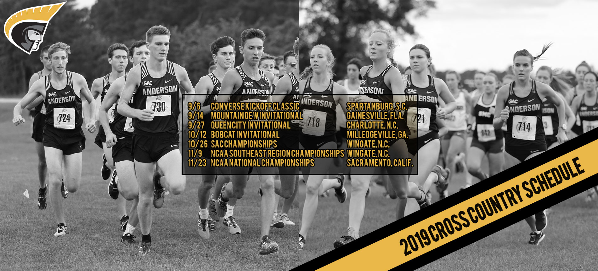 Cross Country Announces 2019 Slate