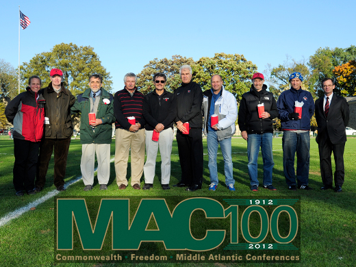 Ten former men's soccer players honored for inclusion to MAC All-Century Team