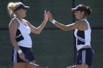 Women's Tennis Goes Down to LMU