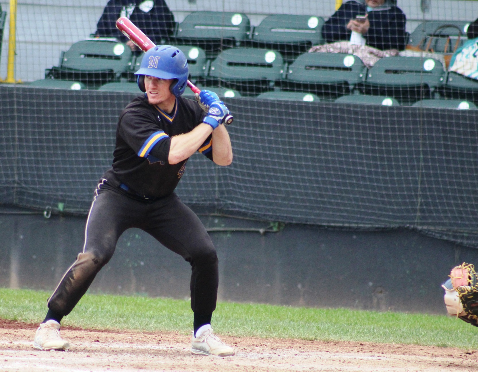 NIACC outfielder Joey Werner was selected to NJCAA North Plains all-district team.