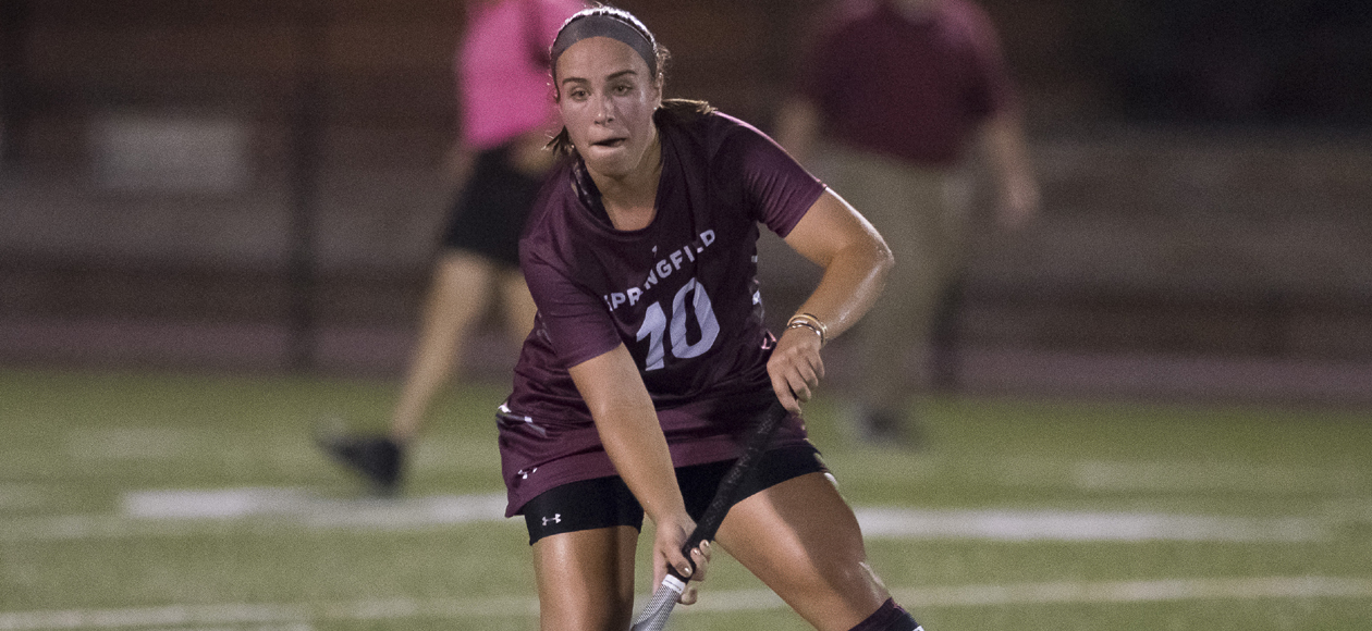 Field Hockey Downs Clark, 4-2, For Second-Straight NEWMAC Win