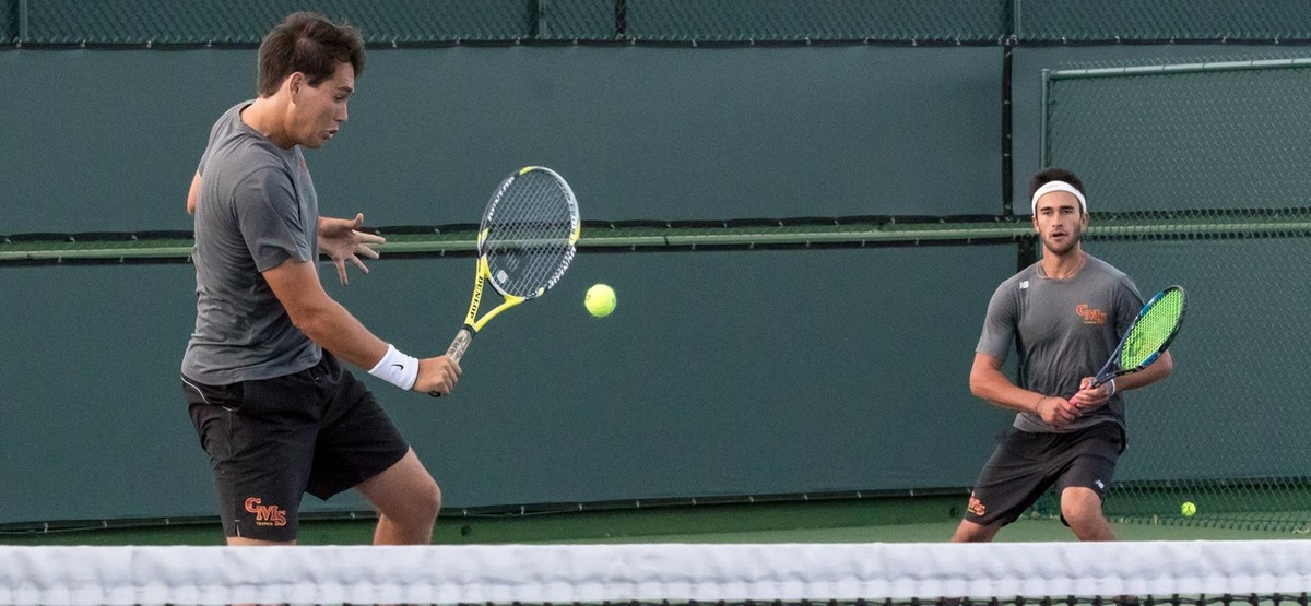 Doubles sweep bodes well for Stags
