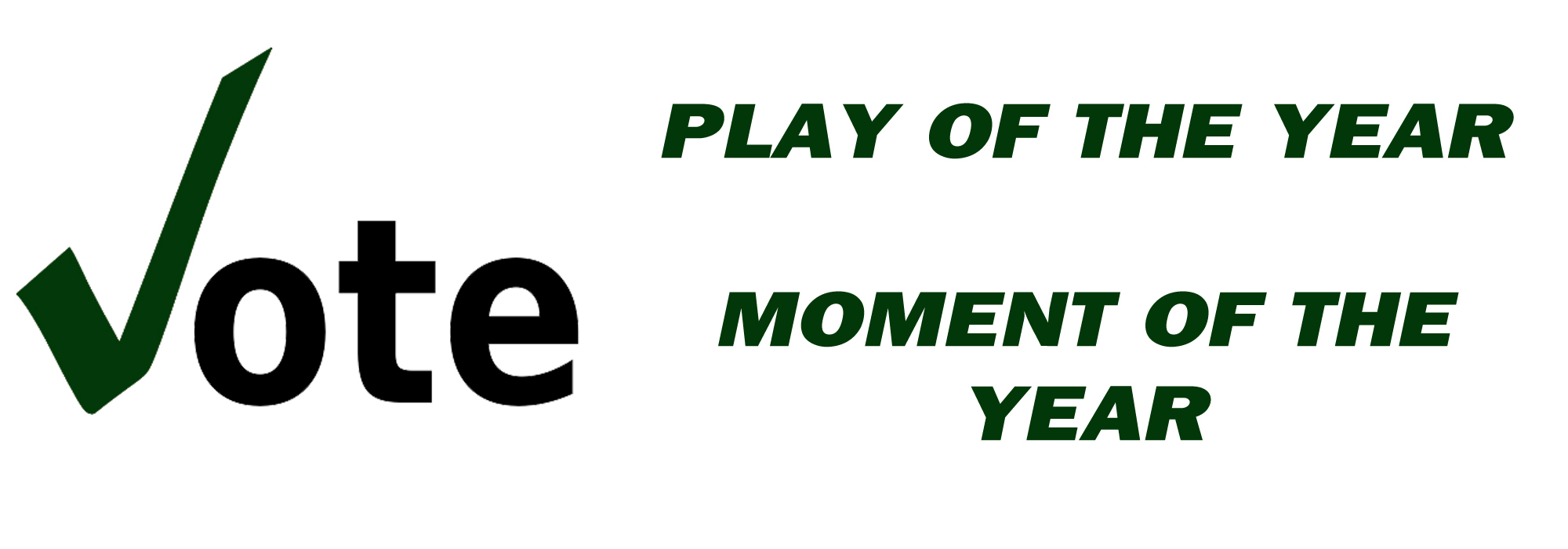 Vote For 2018-19 Play of the Year, Moment of the Year