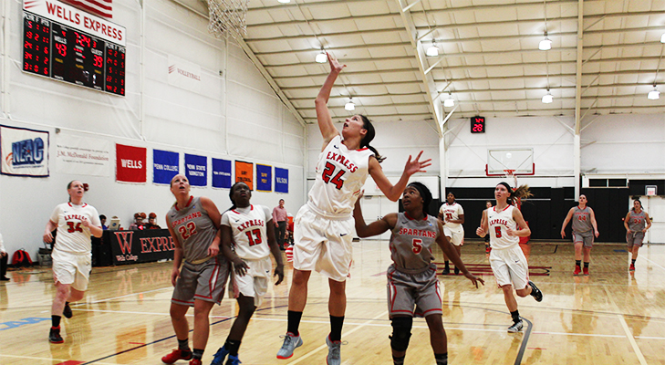 Women's Basketball Remains Undefeated With OT Victory