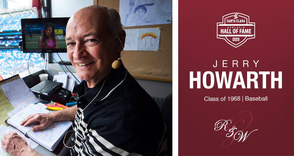 Athletics Hall of Fame Profile: Jerry Howarth