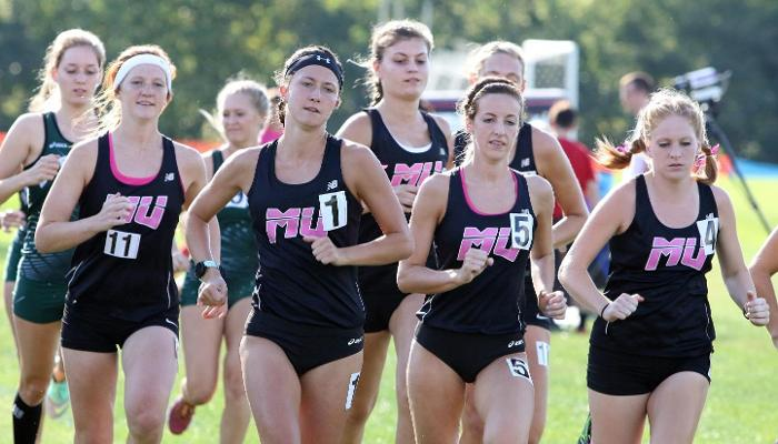 Women's Cross Country earns All-Academic honors; Fobes named an Academic All-American