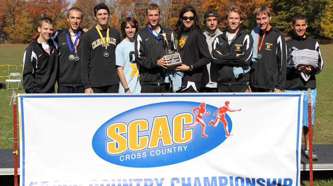 Colorado College Captures Third Straight Men's Cross Country Title