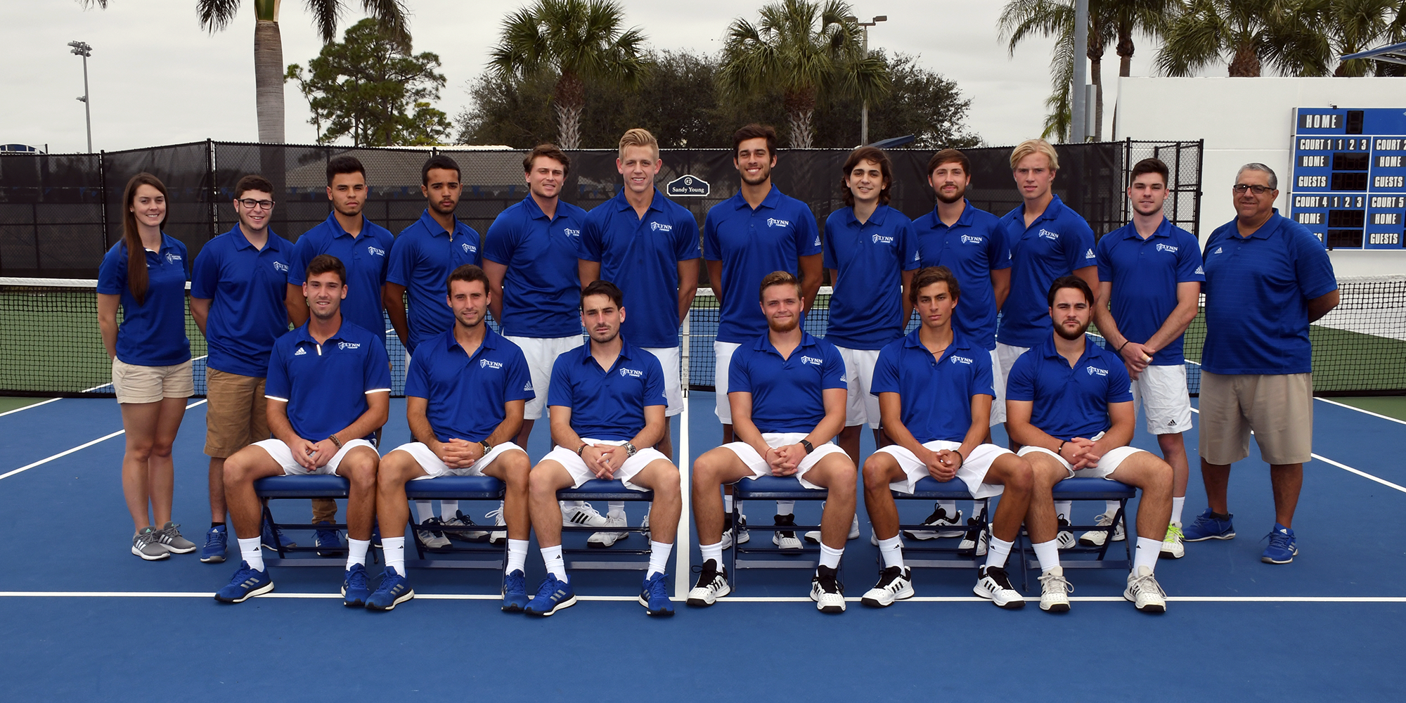 Men's Tennis Tabbed as ITA All-Academic Team