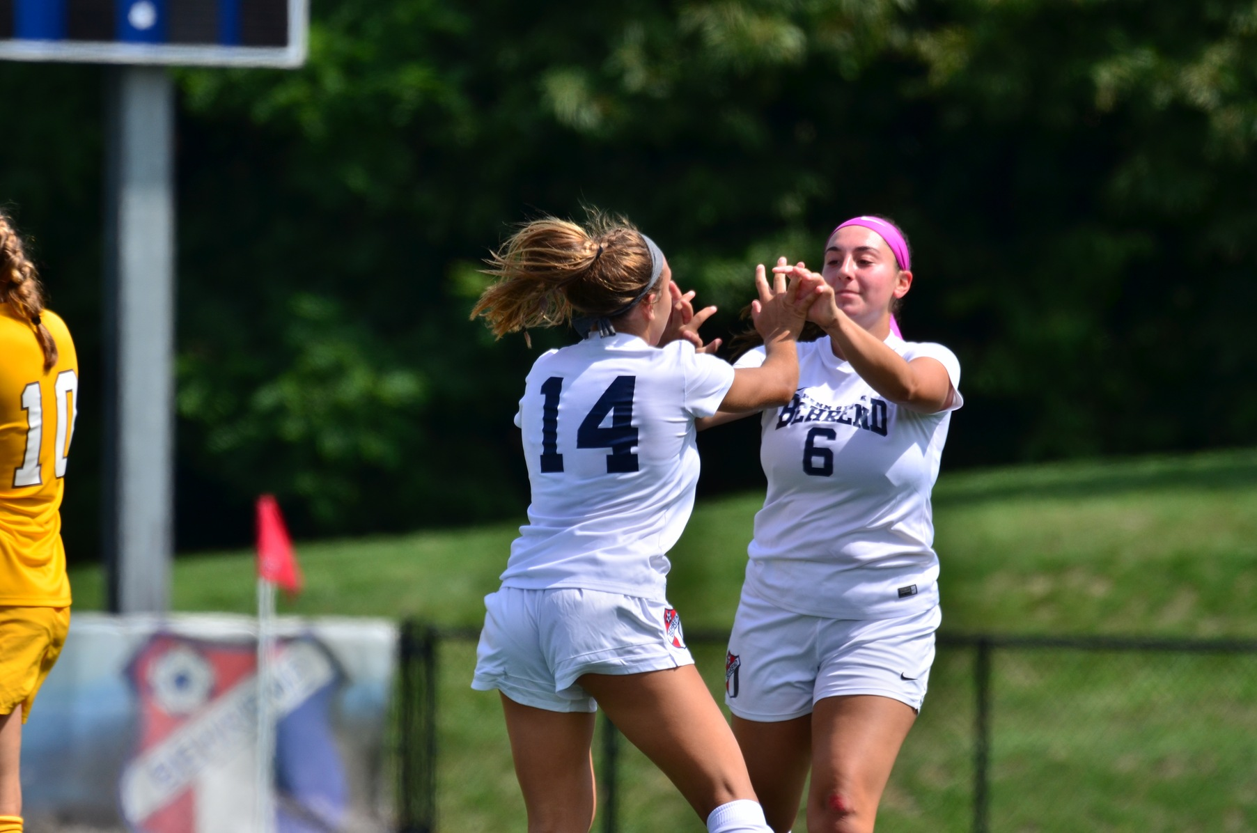 Women's Soccer Shuts Out Baldwin Wallace in Season Opener