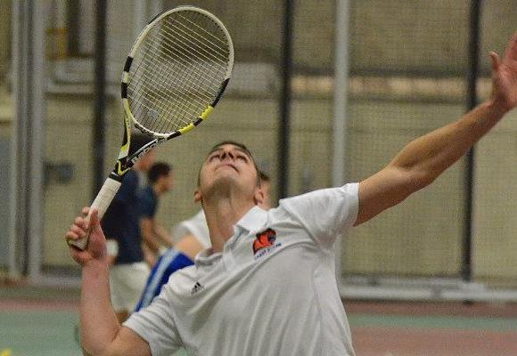 Tennis Falls to Conn. College, 6-3
