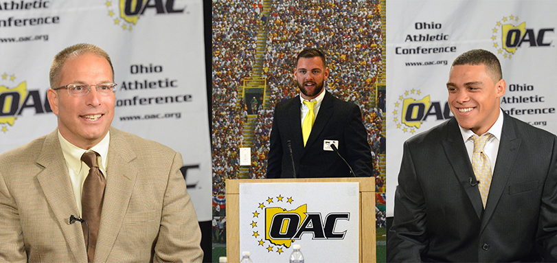 Football Picked to Finish Fourth at OAC Media Day
