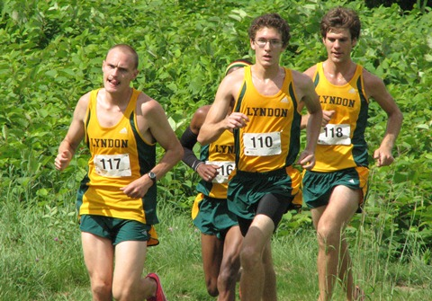 Hornet Men Take First at University of New England Invite, Lady Hornets 10th