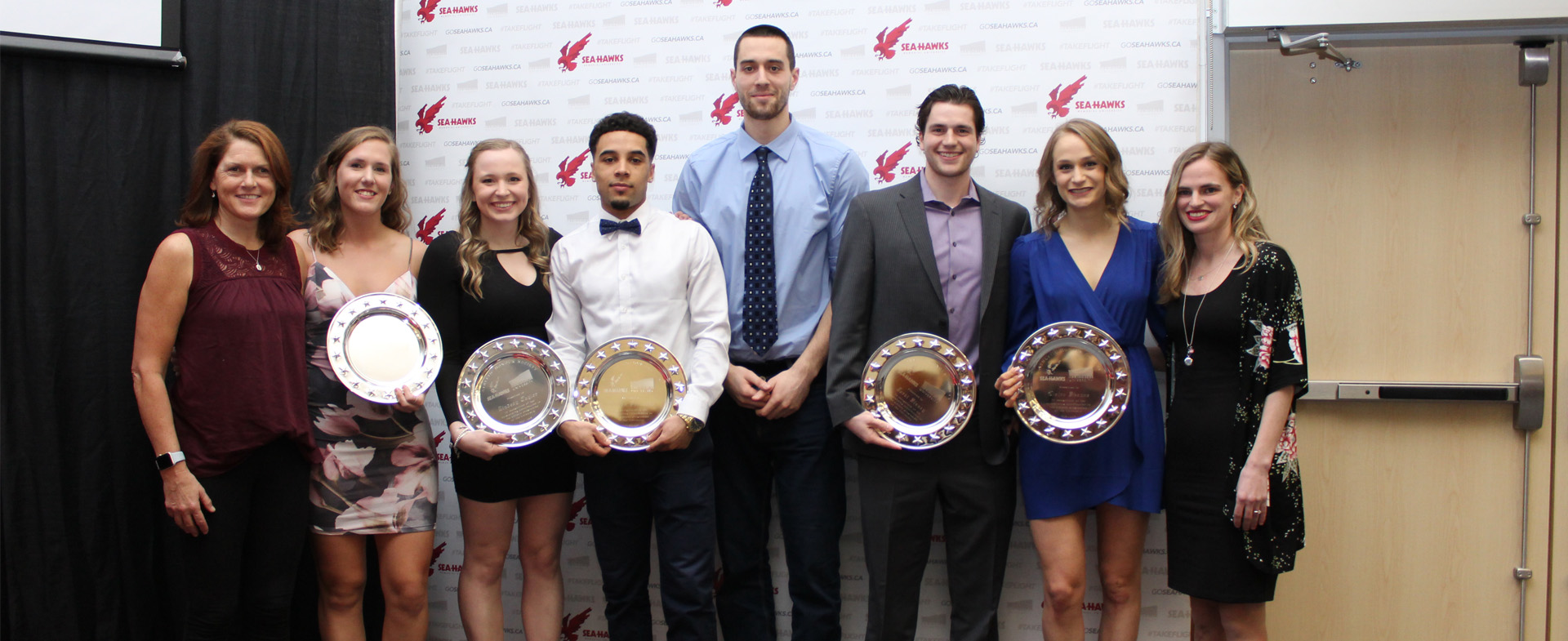 Student-Athletes Honoured at Awards Night