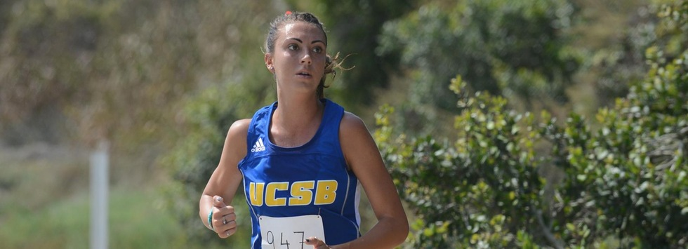 Jenna Hinkle Earns Big West Cross Country Athlete of The Week Honors