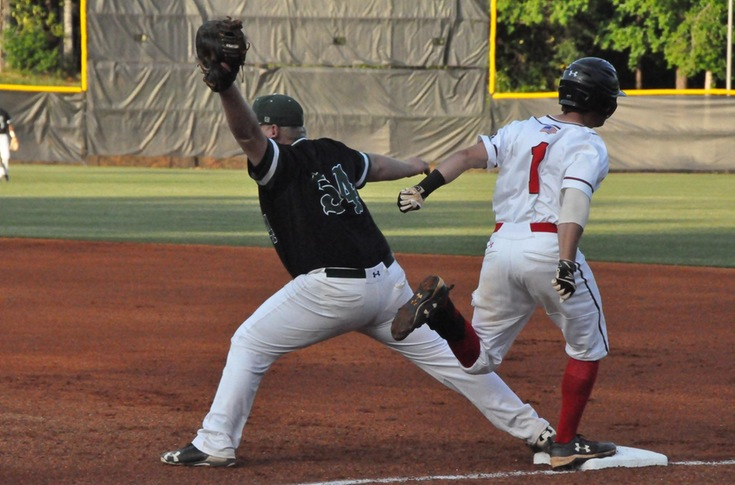 Baseball: Peatross lifts No. 2 Panthers to walk-off 10 inning win over Greensboro