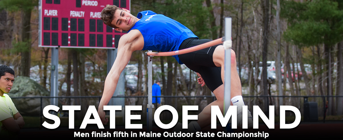 Monks Finish Fifth in Maine State Outdoor Track & Field Championship