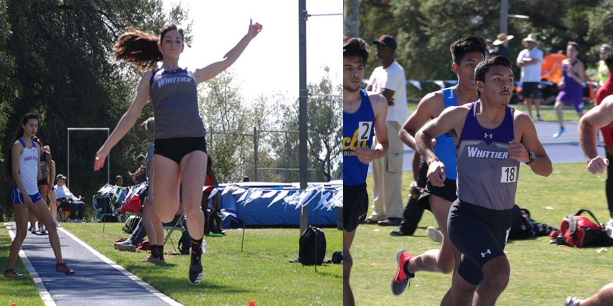 Track & Field has record breaking performances at All-Comers