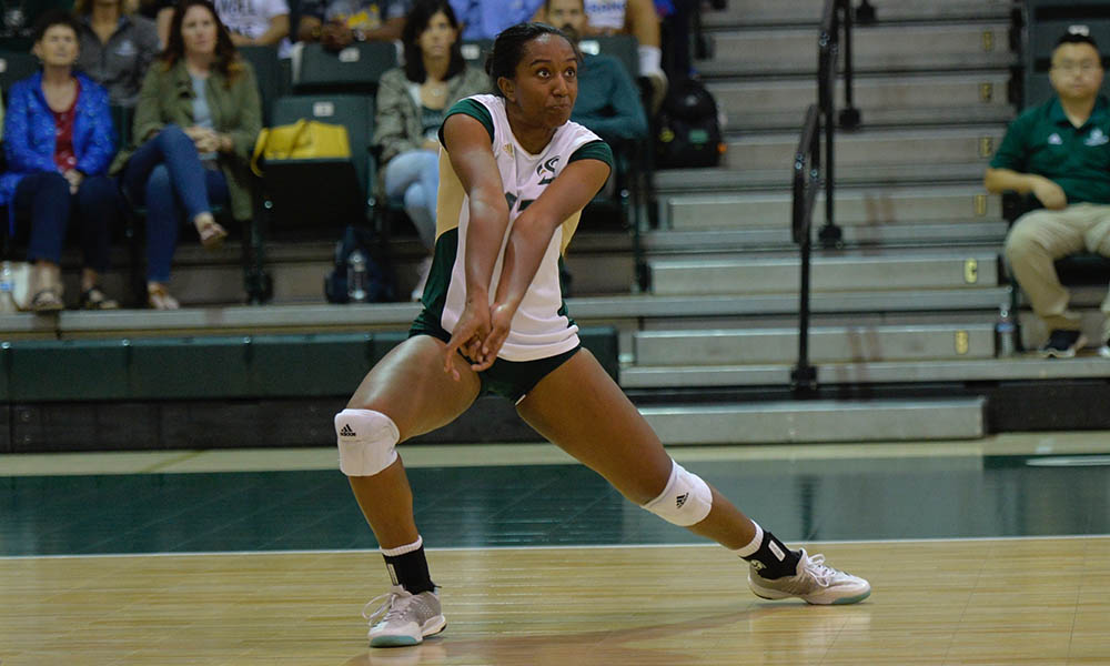 WINNING STREAK COMES TO AN END, VOLLEYBALL FALLS AT NORTHERN ARIZONA