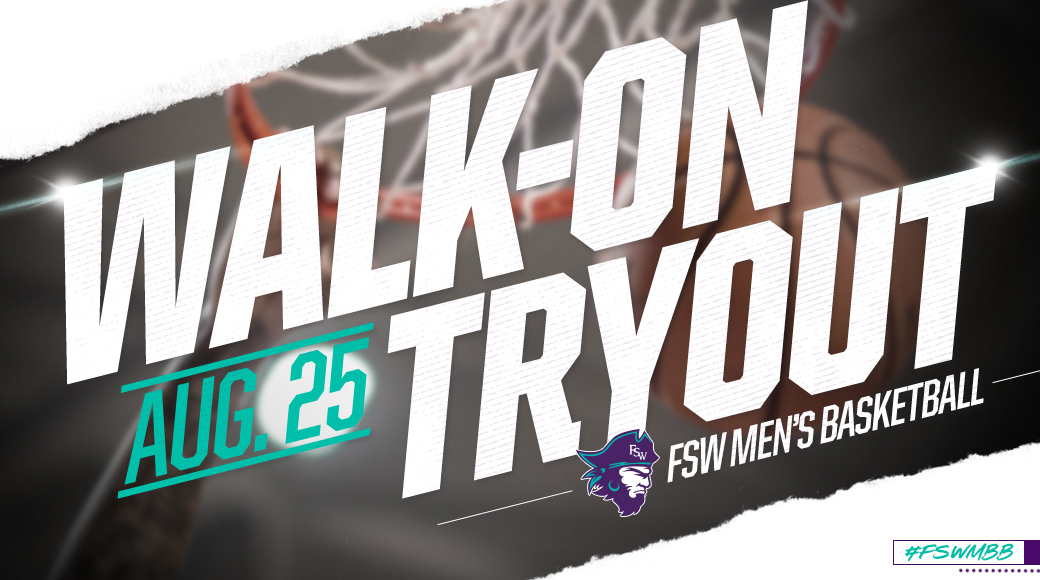 #FSWMBB Walk-On Tryout Date Announced