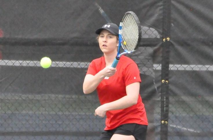 Women's Tennis: Panthers lose road matches at Covenant and Piedmont