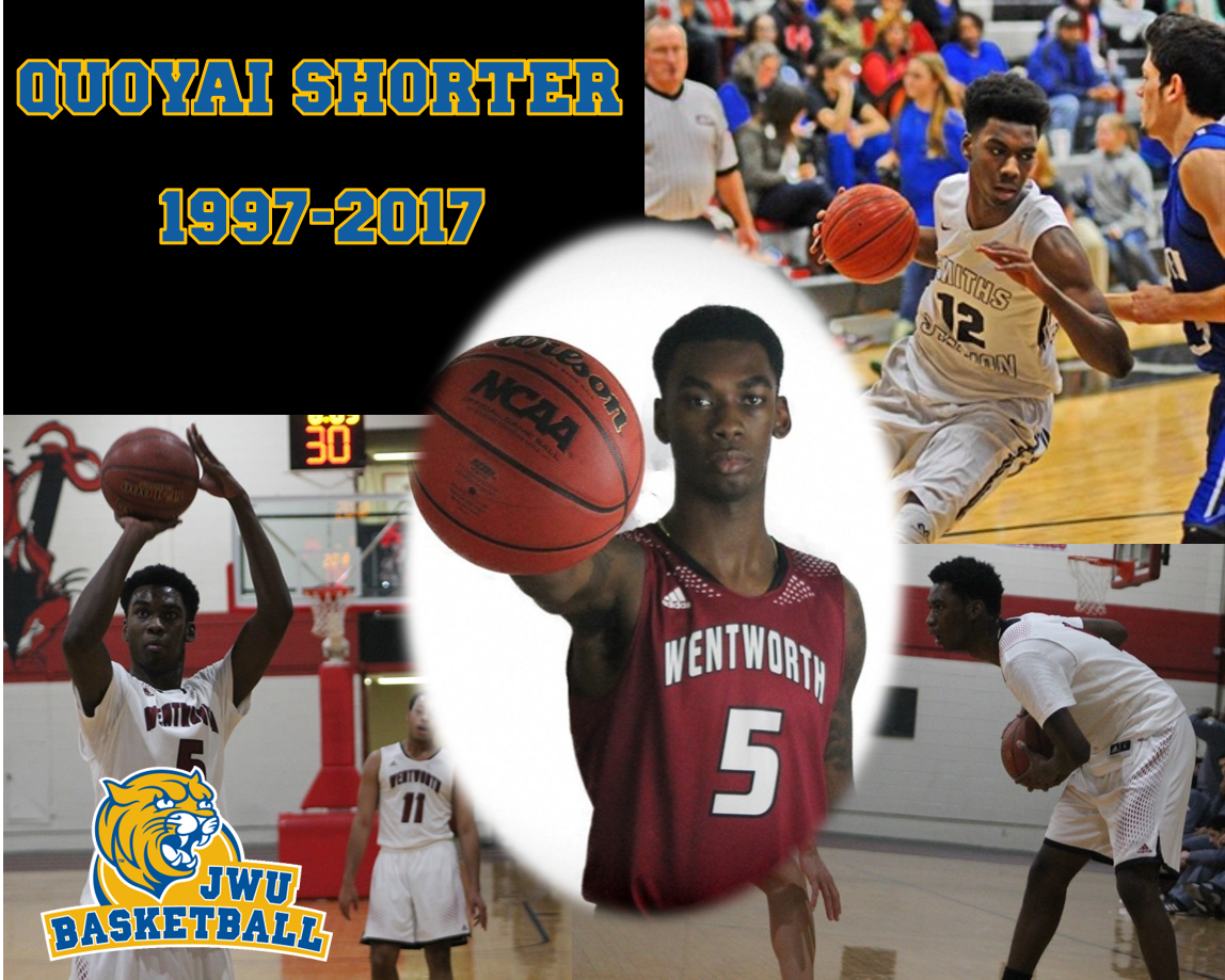 Johnson & Wales Grieves Death of Incoming Men's Basketball Recruit Quoyai Shorter