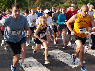 Run For A Good Cause; Register Now For 5K!