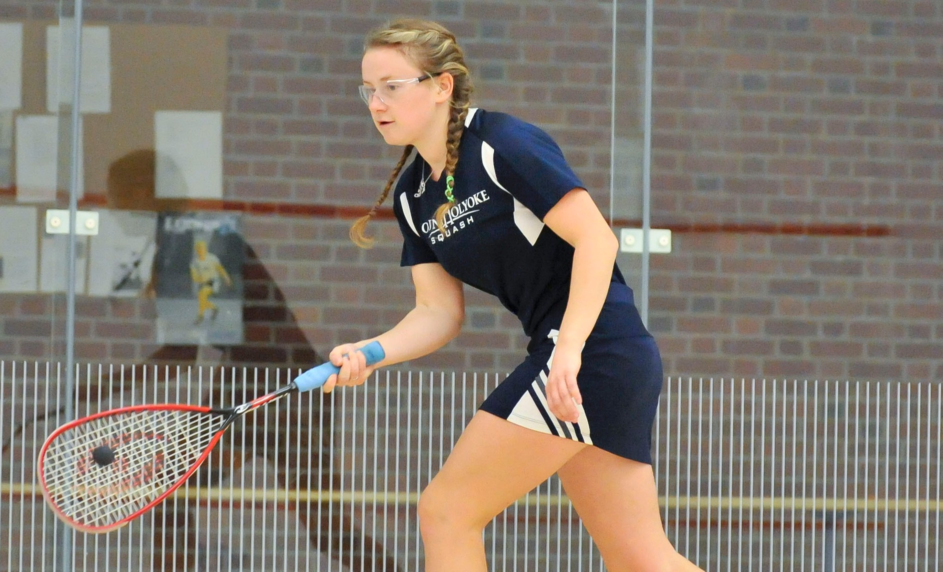 Squash Wins Opening Round Of CSA Championships