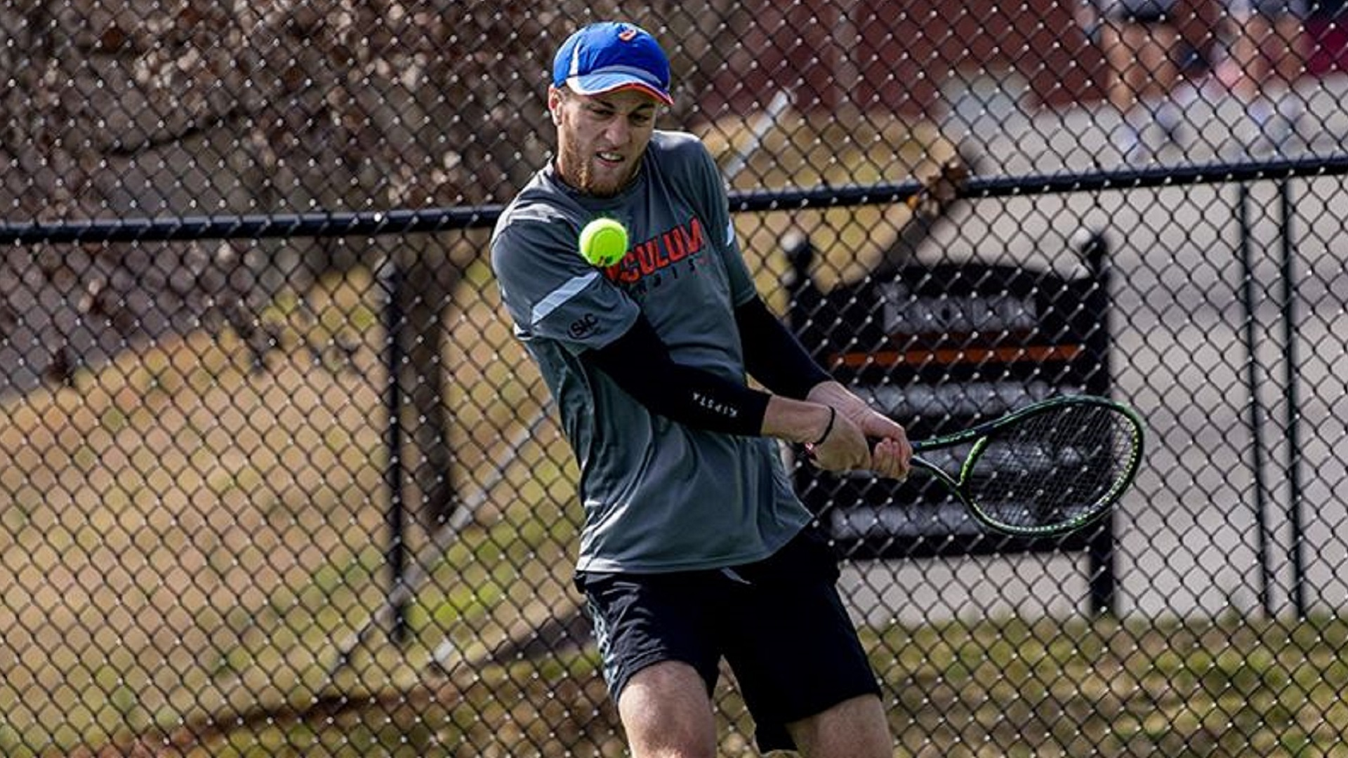 Pioneers hold on for 5-2 win at Francis Marion