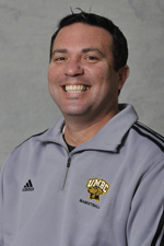 Head coach Phil Stern