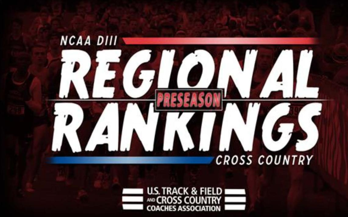 Men's Cross Country Cracks West Region Top 10
